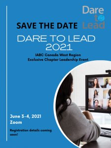 2021 Dare to Lead Information